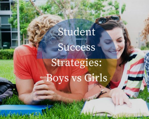 Content student success strategies  boys vs. girls  2